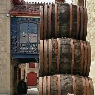 #Bodega R Lopez de Heredia,  en #Haro, #enoturismo en #Rioja lleno de detalles