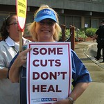 Mass. Nurses Assoc. President, Donna Kelly Williams RN