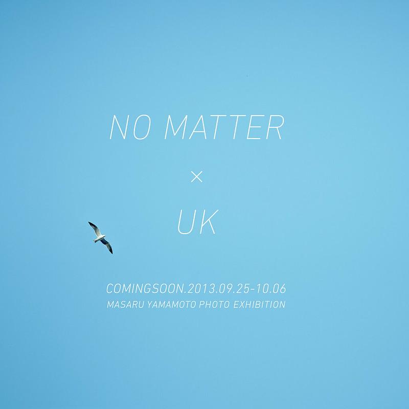 NO MATTER UK