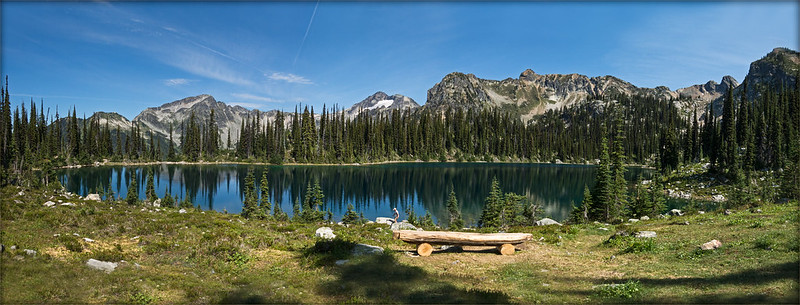 Eva Lake, Mt. Revelstoke National Park