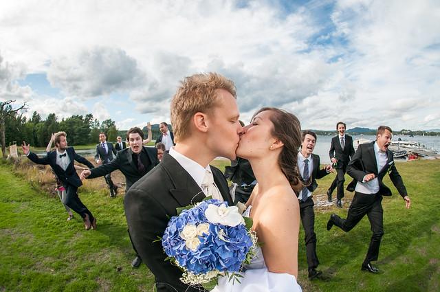 Espen & Idas wedding
