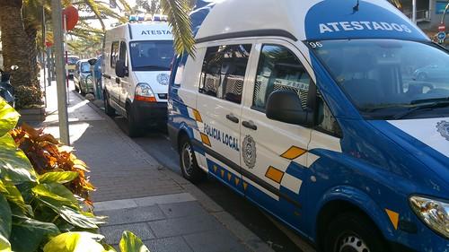 Policía Local. Islas Canarias. 9664837689_bce593099f