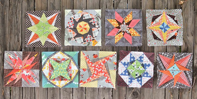 Jan - Sept Lucky Stars Blocks