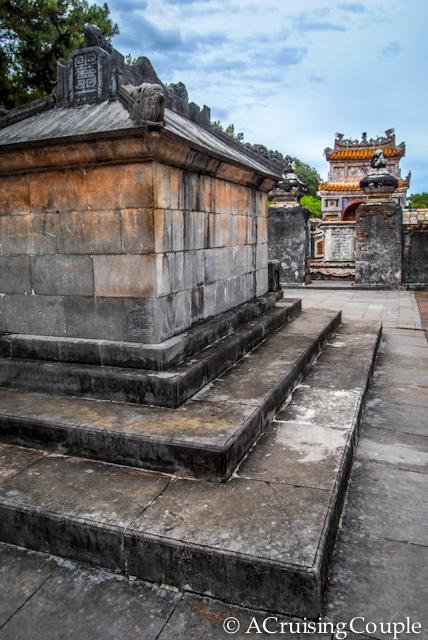 Tu Duc Mausoleum Tomb
