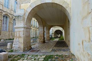 La Rochelle: rue de l'Escale