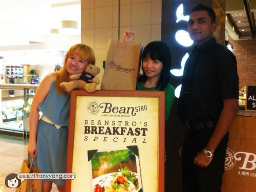 beanstro breakfast