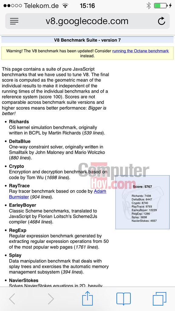 v8-benchmark-5s