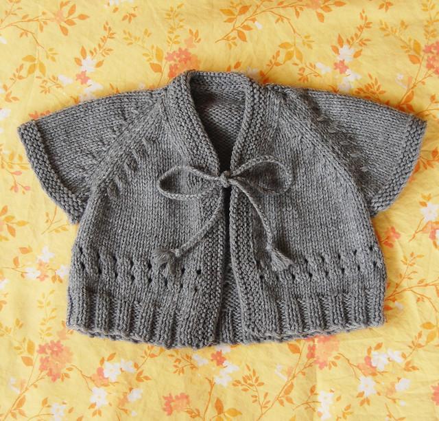 Phildar Baby Cardi