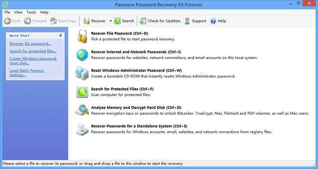 Passware Kit Forensic 12.5