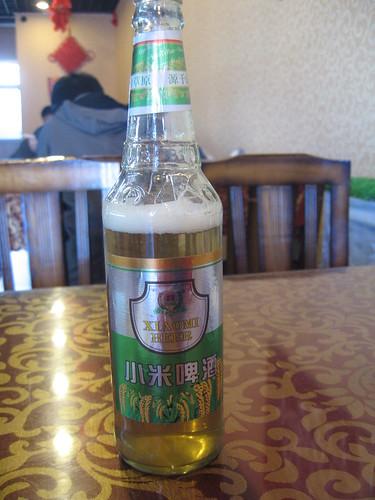 Arxan Millet Beer