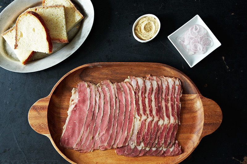 Pastrami from Food52