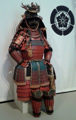 armour, pattern, clothing, samurai, design, person, toy,