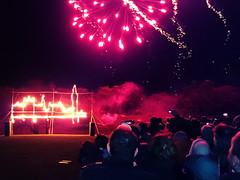 Ipswich fireworks, 2 November 2013
