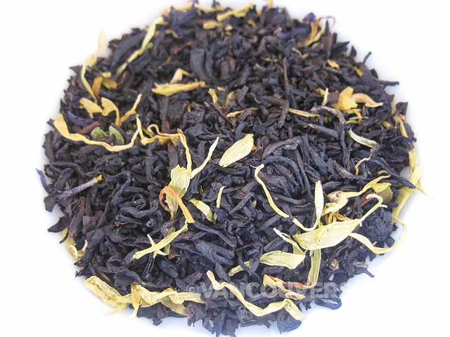 Manhattan Earl Grey tea