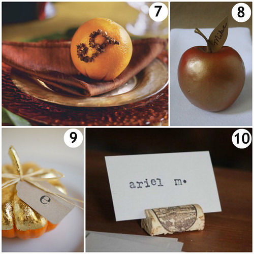 Mrs. Fields Secrets Thanksgiving Placeholders 2
