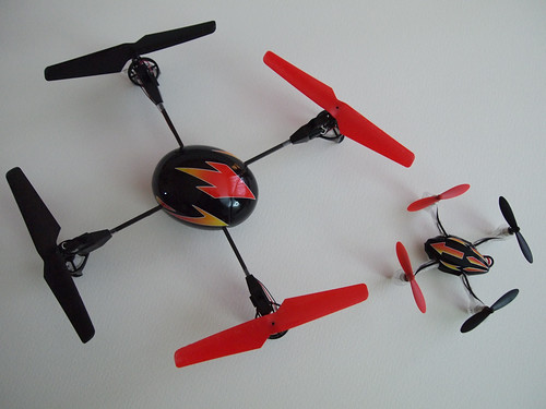 Turbo Drone quadrocopters