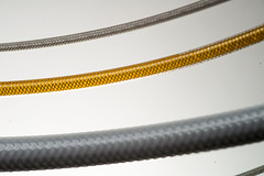 Braided Polyimide Tubing