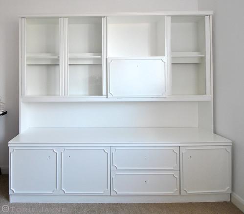 Dresser during