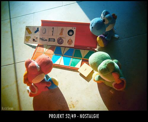 Projekt 52/49 - Nostalgie