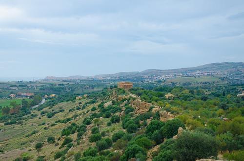 Agrigento, Sicilia by JFGCadiz