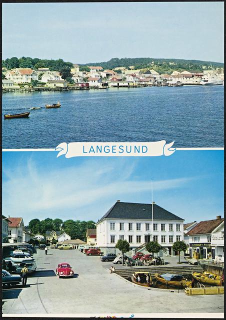 Header of Langesund