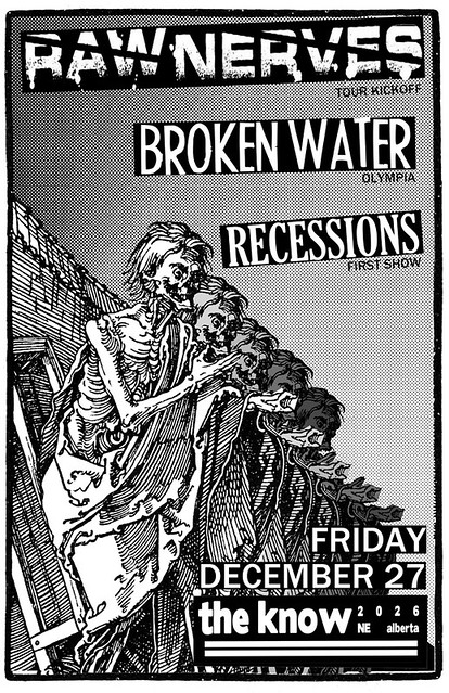 12/27/13 RawNerves/BrokenWater/Recessions