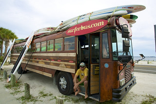 Surfer Bus