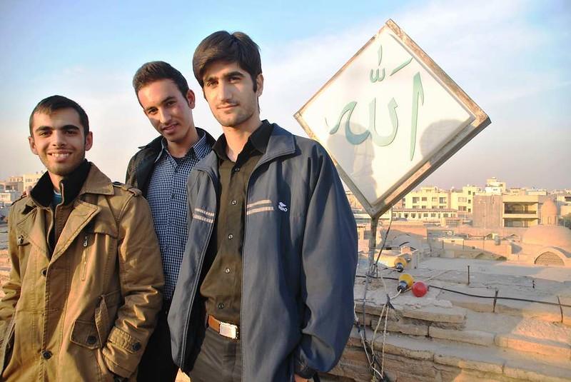 25 Visita a la mezquita de Rahim Khan en Isfahan (17)