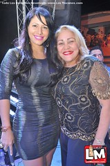 Mirian Cruz, fiesta popular @ Gobernación Espaillat