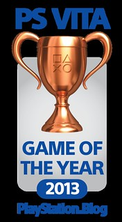 PS.Blog Game of the Year 2013 - PS Vita Bronze