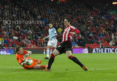 Athletic Club de Bilbao vs RC Celta de Vigo - Copa del Rey - 19/12/2013