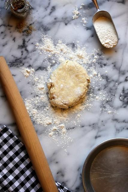 Salty Honey Pie
