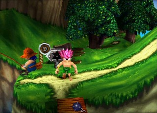 Retro Rush Week 6: Tomba 2