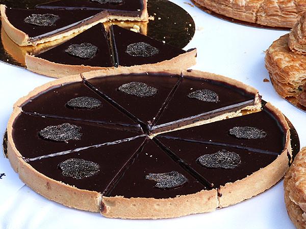 tarte au chocoalt
