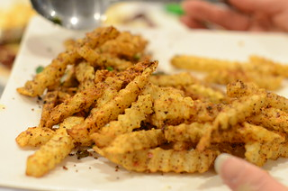Sichuanese Crinkle-Cut Fries