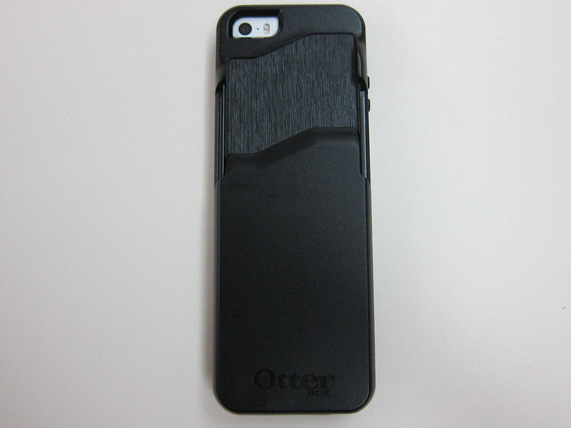 OtterBox Commuter Wallet - Drawer Open (Back)
