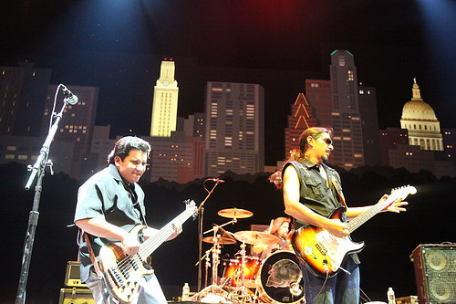 Los Lonely Boys Photo courtesy of Dell Inc/Wikimedia Commons
