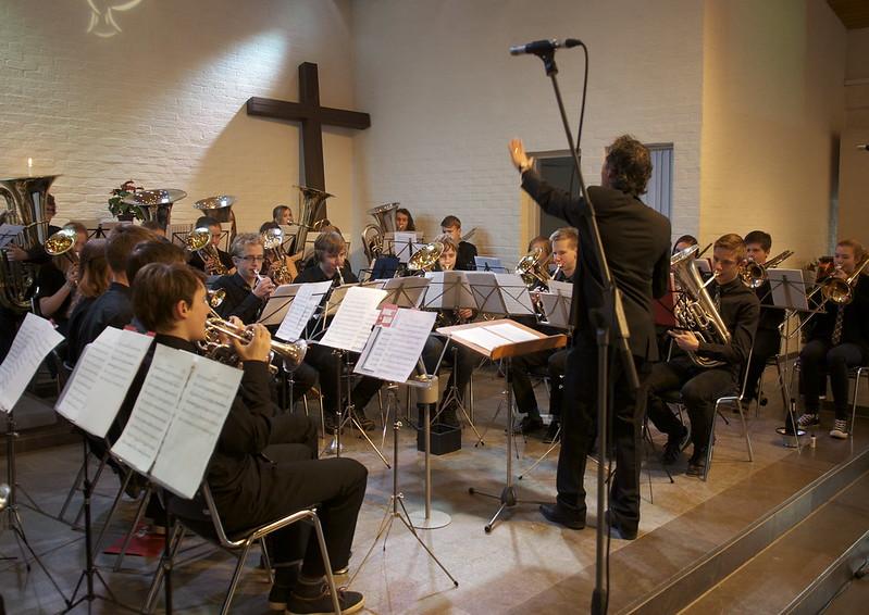 J-SYBB spelar i Hamnkyrkan i Hillerstorp 14-01-12