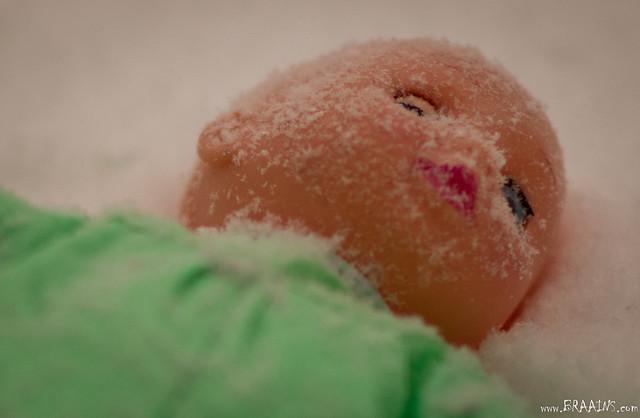 Frozen Baby