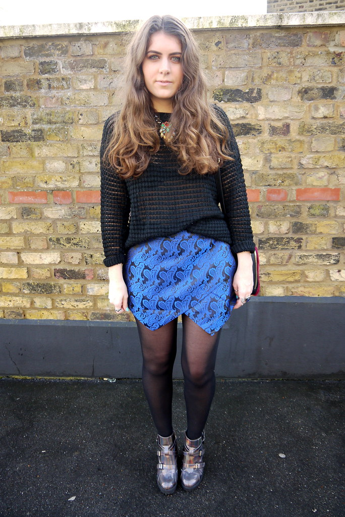 [blog] Kirsty Wears - Missguided Skort