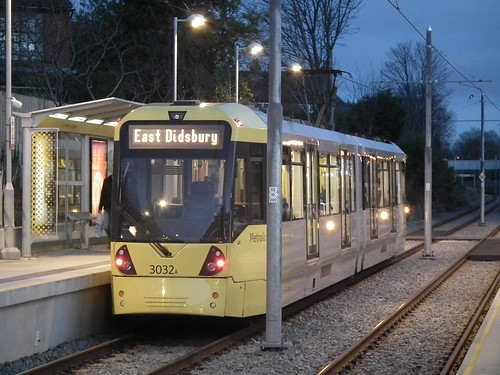 3032 Didsbury Village Metrolink 147