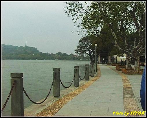 杭州 西湖 (其他景點) - 049 (湖濱路的湖畔)