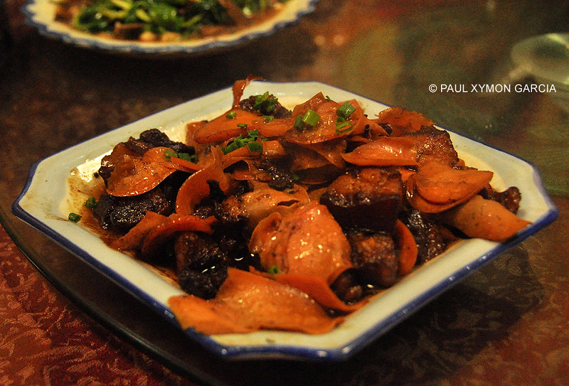 Pork Belly with Bamboo Shoots, Hongcun, Anhui, China