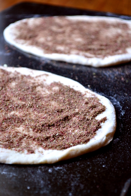 Za'atar Flatbread Recipe (3)