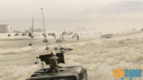 Mod Dynamic Zombie Sandbox, tanque de exterminio