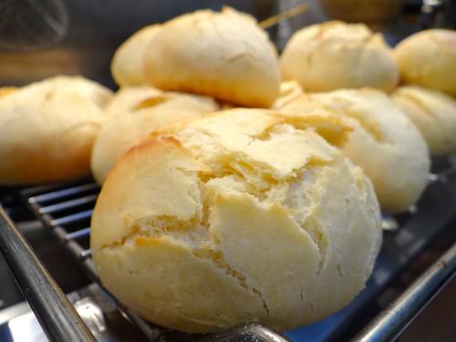 Die Rezepte der Brotbacksessions in Reutlingen Burgerbrötchen