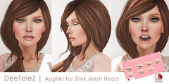 Head Applier for Slink Mesh Head - OUT NOW!!