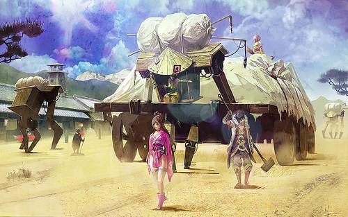 140319(3) - 巨大機器人只有「童貞」才能開?動畫《風雲維新ダイ☆ショーグン》(風雲維新大☆將軍)將在4/9開播、首支預告片出爐!