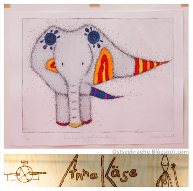 Anna Käse - Elefant