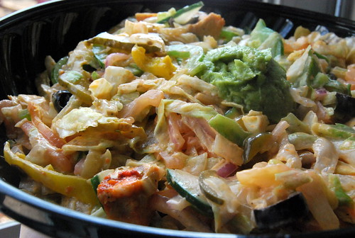 buffalo chicken salad-001